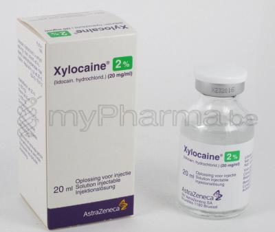 xylocaine 5 zalf 35g