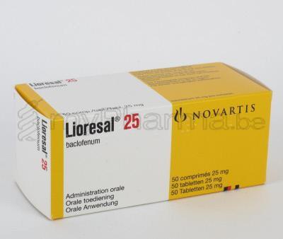 BACLOFEN-ratiopharm 25 mg Tabletten - …