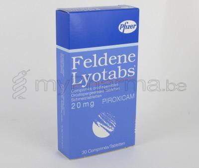 Feldene Gel Pfizer