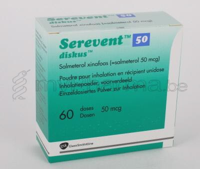 Serevent Inhaler Dose