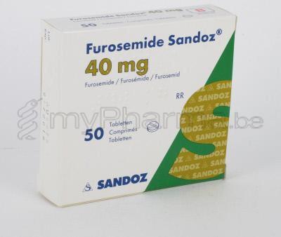 Fungsi Obat Lasix Furosemide 40 Mg