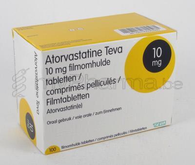 Atorvastatine 20 Mg